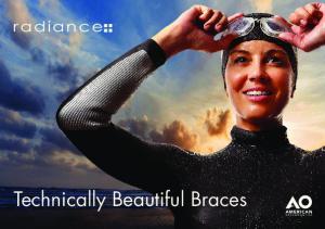 radiance Technically Beautiful Braces