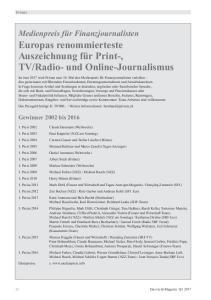 Radio- und Online-Journalismus