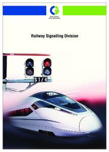 Railway Signalling Division