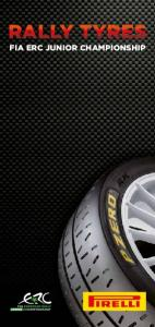 RALLY TYRES FIA ERC JUNIOR CHAMPIONSHIP