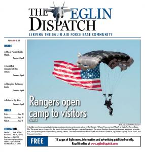Rangers open camp to visitors