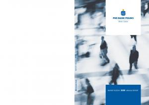 RAPORT ROCZNY 2009 ANNUAL REPORT
