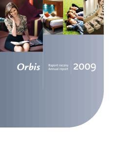Raport roczny Annual report 2009