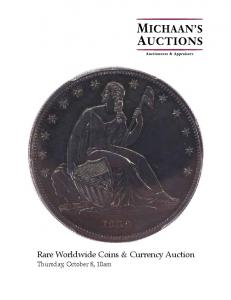 Rare Worldwide Coins & Currency Auction