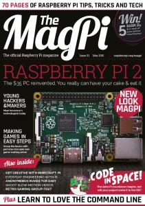 RASPBERRY PI 2 The $35 PC reinvented. You really can have your cake & eat it