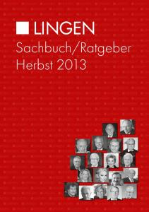 Ratgeber Herbst 2013