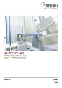 RAU-PVC (PLASTICIZED POLYVINYL CHLORIDE) Automotive Industry