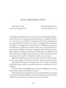 RAÚL HERNÁNDEZ-PEÓN [145]