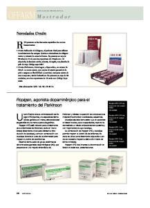RBB presenta en las farmacias españolas dos nuevos