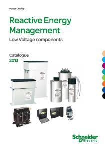 Reactive Energy Management