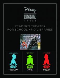 READER S THEATER FOR SCHOOL AND LIBRARIES