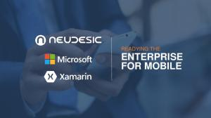 READYING THE ENTERPRISE FOR MOBILE