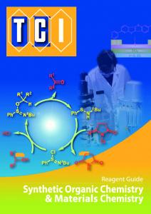 Reagent Guide. Synthetic Organic Chemistry & Materials Chemistry