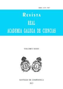 REAL ACADEMIA GALEGA DE CIENCIAS