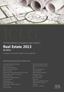 Real Estate th Edition