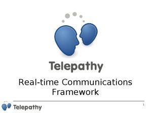 Real-time Communications Framework