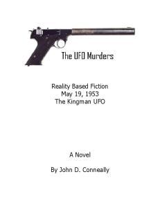 Reality Based Fiction May 19, 1953 The Kingman UFO
