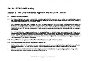 receive a licence