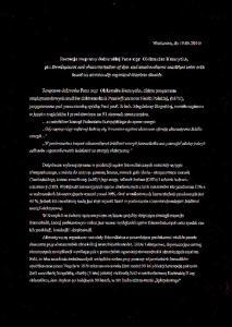 Recenzja rozprawy doktorskiej Pana mgr Oleksandra Kuzmycha, based on structurally organized titanium dioxide