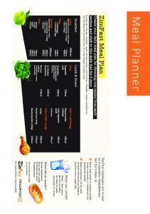 Recipes BREAKFAST LUNCH & DINNER (MAINS)