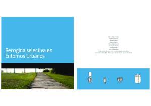 Recogida selectiva en Entornos Urbanos