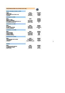 RECOMENDACIONES DE LECTURA MAYO 2012