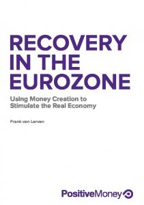RECOVERY IN THE EUROZONE