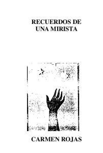 RECUERDOS DE UNA MIRISTA