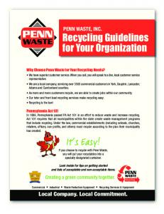 Recycling Guidelines for Your Organization
