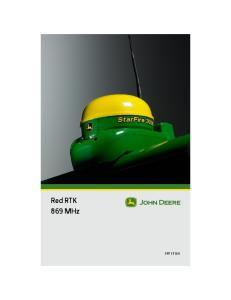 Red RTK 869 MHz PFP15169