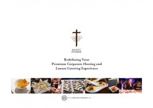 Redefining Your Premium Corporate Hosting and Luxury Catering Experience