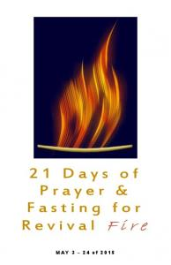 Redemption Place Prayer & Fasting