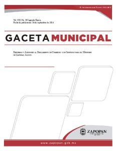 Reformas y Adiciones al Reglamento de Comercio y de Servicios para el Municipio