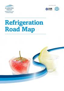 Refrigeration Road Map. working with