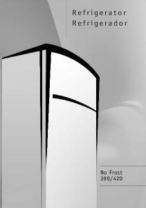 Refrigerator Refrigerador