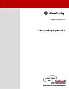 Regenerative AC Drives. Understanding Regeneration