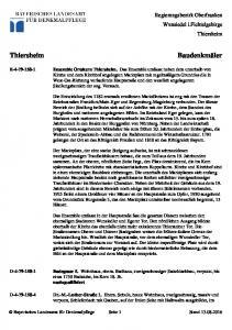 Regierungsbezirk Oberfranken Wunsiedel i.fichtelgebirge Thiersheim