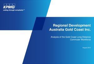 Regional Development Australia Gold Coast Inc