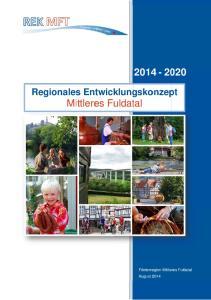 Regionales. August 2014