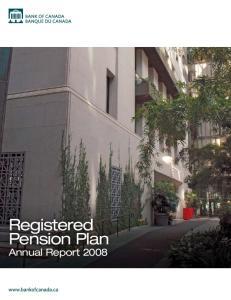 Registered Pension Plan