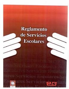 Reglamento de Servicios Escolares