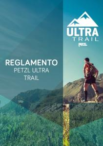 REGLAMENTO PETZL ULTRA TRAIL