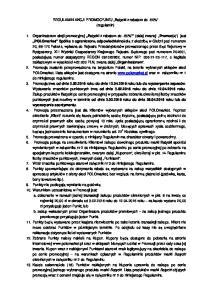 REGULAMIN AKCJI PROMOCYJNEJ Batycki z rabatem do -60% (regulamin)