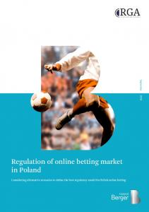 Regulation of online betting market in Poland