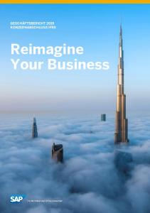 Reimagine Your Business