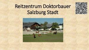 Reitzentrum Doktorbauer Salzburg Stadt