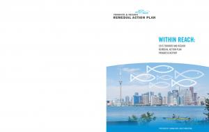 REMEDIAL ACTION PL AN WITHIN REACH: TORONTO & REGION ToRoNTo ANd REgIoN REmEdIAl ACTIoN PlAN PRogREss REPoRT
