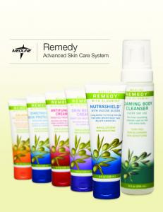 Remedy. Advanced Skin Care System
