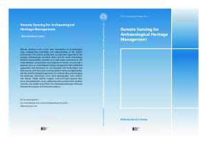 Remote Sensing for Archaeological Heritage Management