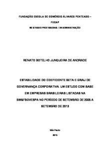RENATO BOTELHO JUNQUEIRA DE ANDRADE